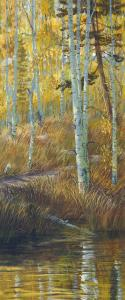 Aspens Triptych Right