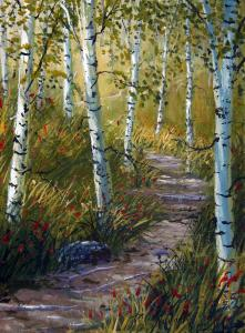 Through the Aspen